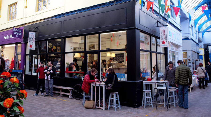 Brixton Federation Coffee