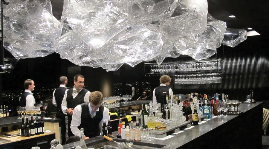Lui Bar At Vue De Monde