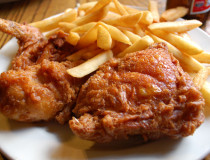 fried chicken_williemays