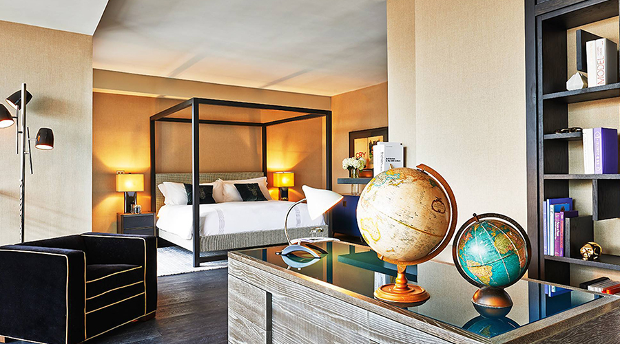 Sixty soho hotel for Sixty hotel new york